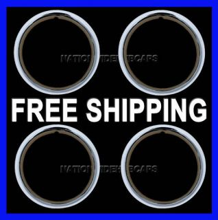 15 Chevy EL CAMINO Steel Wheel Trim Rings Beauty Rims Glamour Ring