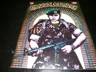 1984 Teen Angels GREEN ANGELS #1 ~80s Hispanic Veteranos Gang Related