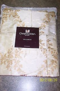 chris madden valance in Curtains, Drapes & Valances