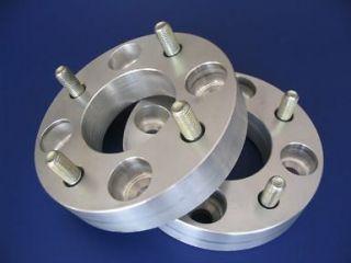 Wheel Adapters 4 Lug 4.5 To 4 Lug 4.5 Spacers 1 2 Pc