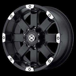 20 Inch Black Wheels Rims Chevy Avalanche Tahoe Truck GMC Sierra