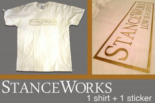 Stance Works shirt  Stance Works, Fatlace, Simply Clean, Hellaflush