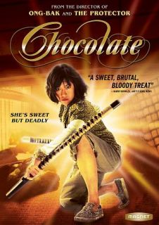 Chocolate DVD, 2009