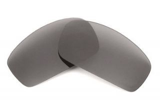 New VL Polarized Slate Grey Replacement Lenses for Oakley Monster Pup