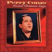 The Greatest Christmas Songs by Perry Como CD, Sep 2003, RCA