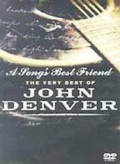 John Denver   Songs Best Friend (DVD, 2005)