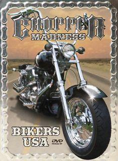 Biker Madness   Choppers US DVD, 2008, 3 Disc Set