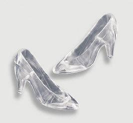 Favor Holder  24 Slippers  Wedding Favors   Bridal Shower  Parties