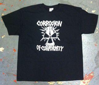 Corrosion of Conformity  Classic Skull shirt(Down,Eyehategod,Panter