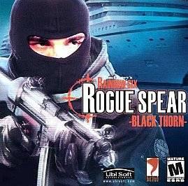 Tom Clancys Rainbow Six Rogue Spear Black Thorn PC, 2001