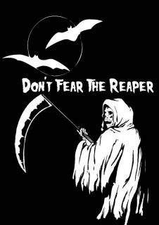 Blue Oyster Cult T Shirt Dont Fear The Reaper T Shirt