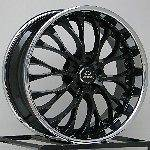 Black Wheels Rims Dodge Charger Challenger Chrysler 300 C Magnum 5 Lug