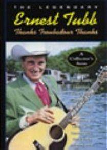 The Legendary Ernest Tubb (VHS) Loretta Lynn, Randy Travis   Biography