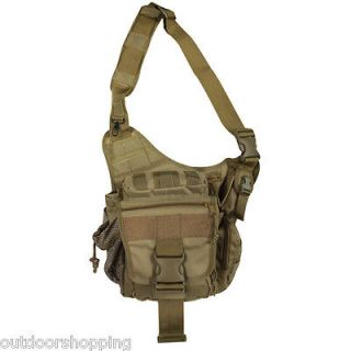 COYOTE BROWN ADVANCED TACTICAL HIPSTER   MOLLE Satchel/Should​er, 11