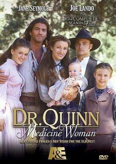 Dr. Quinn, Medicine Woman   The Complete Season 4 DVD, 2004, 8 Disc