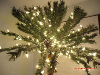 TWO* 7 Foot Lighted Palm Trees Buffett 300 Lights Pre Lit pool party