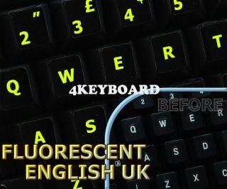 glow keyboard stickers in Laptop & Desktop Accessories