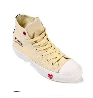 RARE PLAY X CONVERSE SNEAKERS ALL STAR/COMME DES GARCONS JAPAN/HI