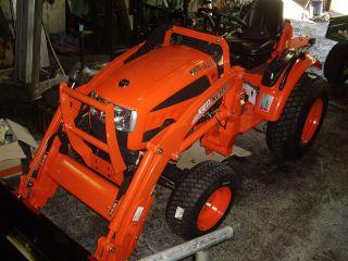 2012 kioti tractor w/ john deere kubota ck20s 2305