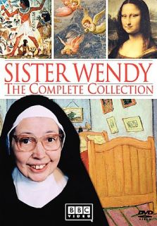 Sister Wendy The Complete Collection DVD, 2006, 4 Disc Set