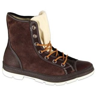Converse CT Outsider Mens Knee High Suede Chocolate RRP £80