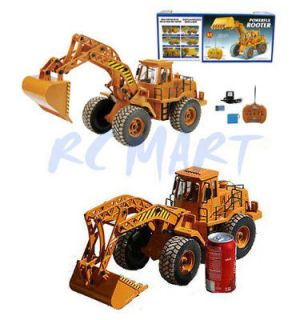 NEW DIGGER RADIO CONTROL RC CONSTRUCTION TRACTOR TRUCK