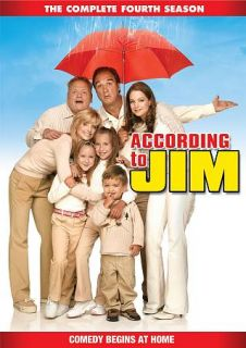 According to Jim The Complete Fourth Season DVD, 2011, 4 Disc Set