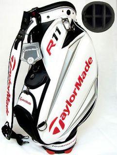 NEW TaylorMade TMX r11 TP Tour Preferred Staff Golf Bag 6 way Retail $