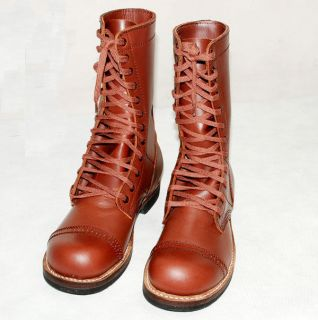 WWII US AIRBORNE PARATROOPER JUMP BOOTS IN SIZES 3560