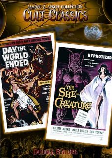 Samuel Z. Arkoff Collection Cult Classics   The Day the World Ended