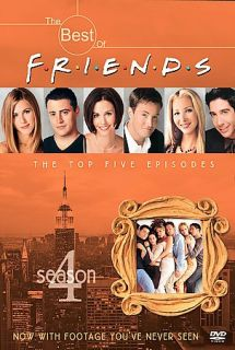 The Best of Friends Season 4 DVD, 2003, Digi Pack