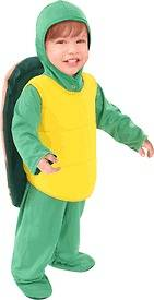 Toddlers Infant Sea Turtle Halloween Costume 2 4t