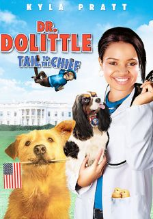 Dr. Dolittle Tail to the Chief DVD, 2008