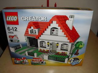 LEGO 4956 CREATOR HOUSE, SEALED!