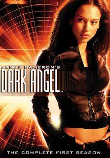Dark Angel   Season 1 DVD 6 Disc Set Jessica Alba