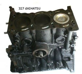 Newly listed Cushman Truckster Engine Short Block 327 Daihatsu