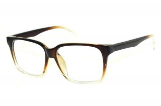 2012 Retro multicolor big box glasses frames fashion plate spectacles