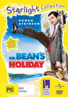 Mr. Beans Holiday   Comedy * Dvd Brand New *Region 4