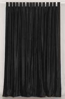black velvet drapes in Curtains, Drapes & Valances