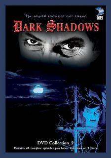 Dark Shadows   Collection 2 DVD, 2002, 3 Disc Set, Three Disc Set