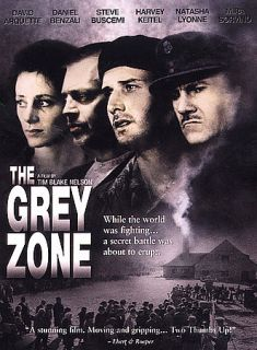 The Grey Zone DVD, 2003