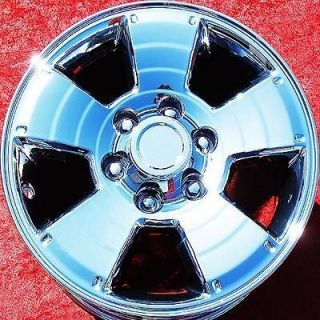 SET OF 4 NEW 17 TOYOTA 4RUNNER TACOMA OEM CHROME WHEELS RIMS 69429