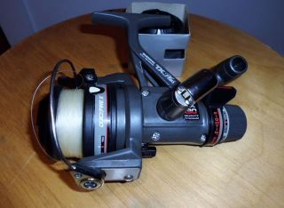 Shimano TX 130 PLUS, Quick Fire Spinning Reel; Original Box, Manuals