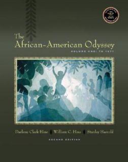 Harrold, William C. Hine and Darlene Clark Hine 2002, Paperback