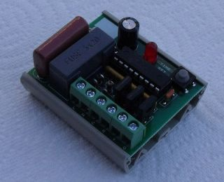 Traffic Light Signal Sequencer Controller 3 output G Y R (self