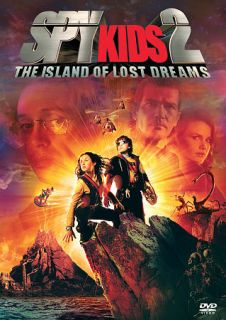 Spy Kids 2 Island of Lost Dreams DVD, 2011