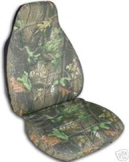 FORD F 150 40/60 CAR SEAT COVERS CAMO TREE DESIGN