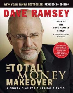 Plan for Financial Fitness by Dave Ramsey 2009, Hardcover