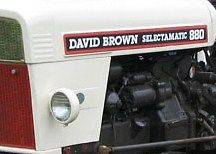 DAVID BROWN 3 CYL. DIESEL ENGINE OVERHAUL KIT 880 885