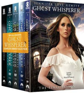 Ghost Whisperer The Complete Series DVD, 2010, 29 Disc Set